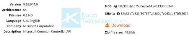 download file xinput1 3.dll dari dll files
