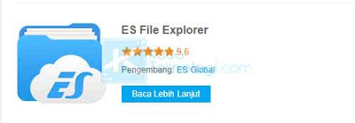 Download ES File Explorer untuk Android