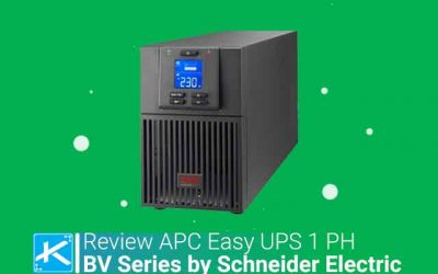 Review APC Easy UPS 1 Ph BV Series by Schneider Electric, Baguskah Kinerjanya?