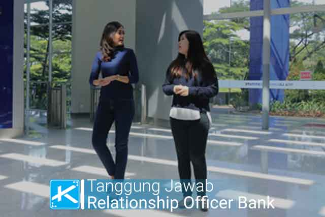 tanggung jawab relationship officer